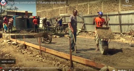 School Construction in the Slums